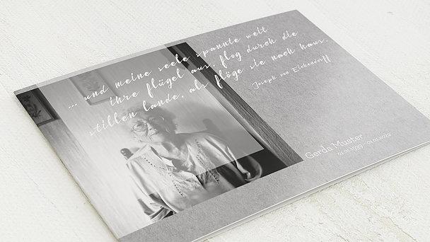 Trauerkarten - Reise der Seele