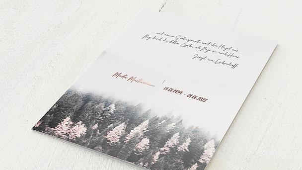 Trauerkarten - Stille Lande