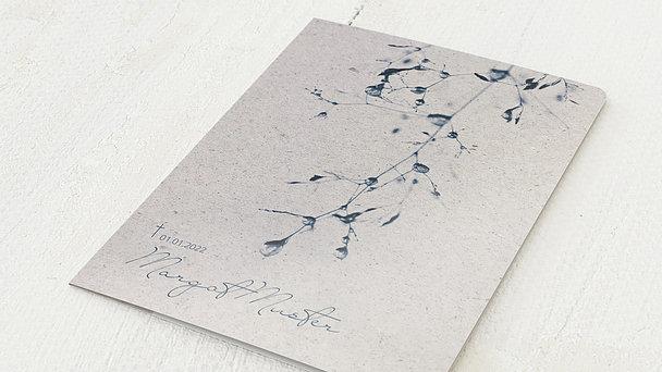 Trauerkarten - Leiser Abschied