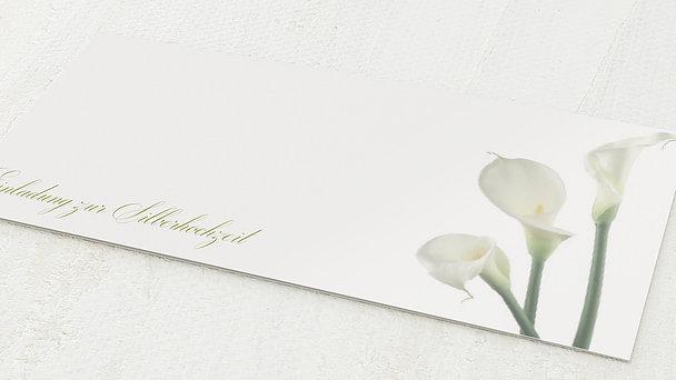 Silberhochzeit - silberhochzeit dankeskarten