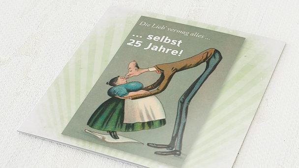 Silberhochzeit - Spannenlanger Hansel
