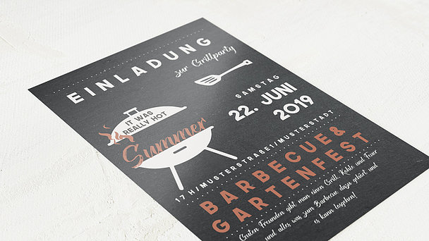 Sommerfest - Grill & Chill