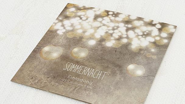 Sommerfest - Luminaria