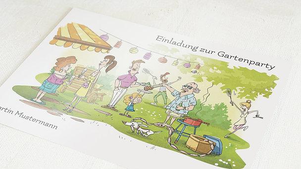 Sommerfest - Garten BBQ