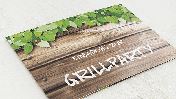 Sommerfest - Grillparty