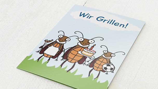 Sommerfest - Wir Grillen