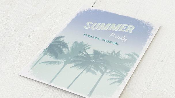 Sommerfest - Palm Trees