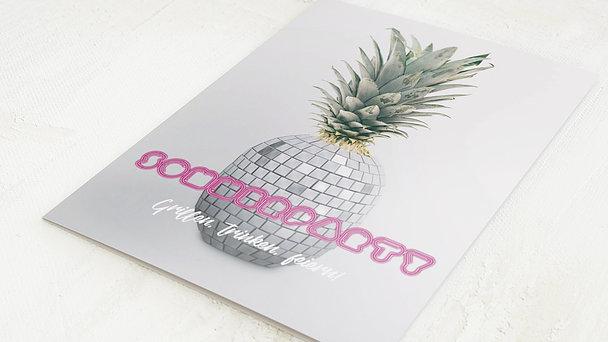 Sommerfest - Pineapple cocktail