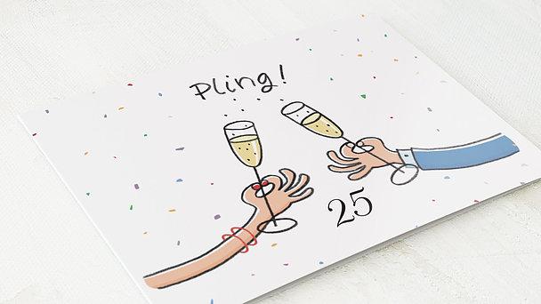 Jubiläum - Pling