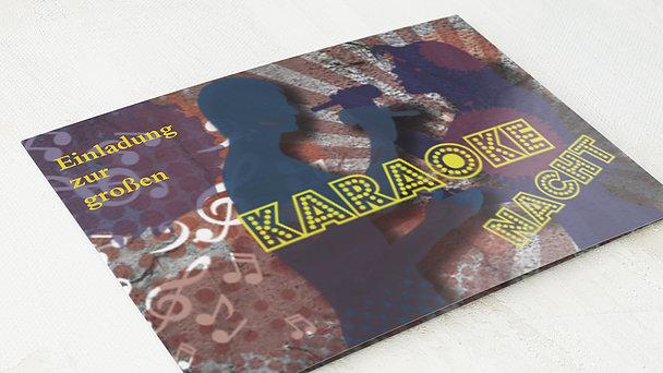 Mottoparty - Karaoke Night