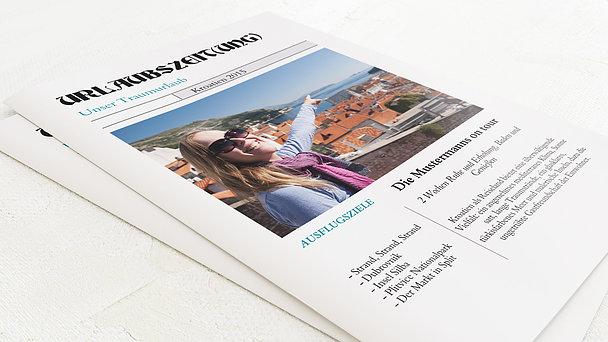 Urlaubszeitung - Zeitung